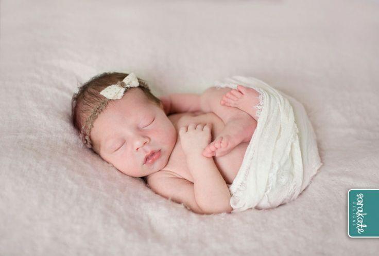 Newborn Baby | www.sarakatedesigns.com.au