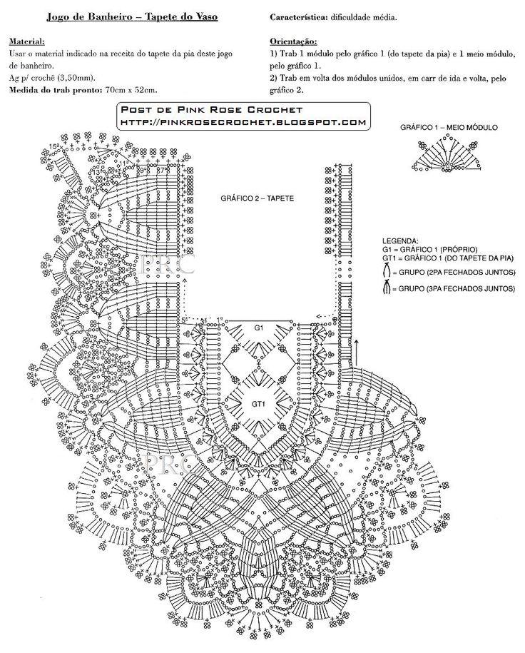 300 best bathroom crochet etc  images on pinterest