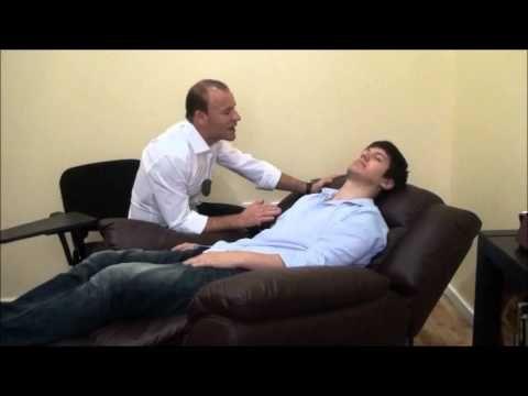 Recuperação de Rafael com #hipnoterapia - dia 1 #albertolopes