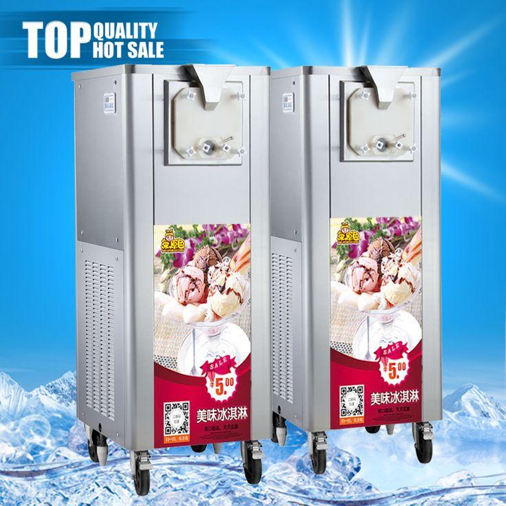 Factory Wholesale Italian Gelato Commercial Hard Ice Cream Machine