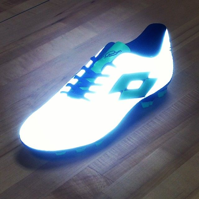 Light up your game with the new Lotto Solista! #soccer