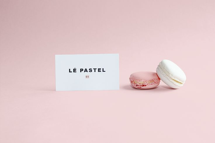 """Check out this @Behance project: """"Lé Pastel"""" https://www.behance.net/gallery/31501247/L-Pastel"""