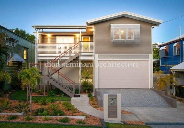 Indooroopilly Brisbane Architecture by Dion Seminara Architecture