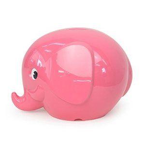 Elefantsparbössa liten - rosa i gruppen Hund/Katt/Djurtema på artikel hos HouseofHedda.com (OMMSPARELEFLITENrosa)