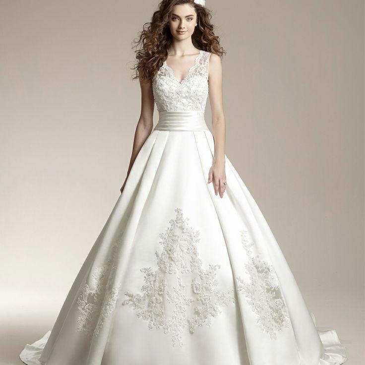 New luxury diamond wedding dress! http://www.alsotao.com/product/21631443958/taobao?sell=21
