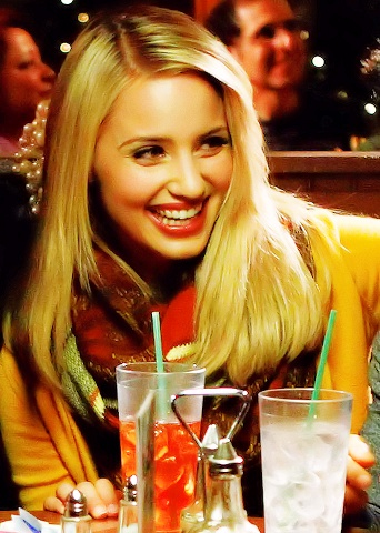 Quinn Fabray... Miss her on Glee so very much!