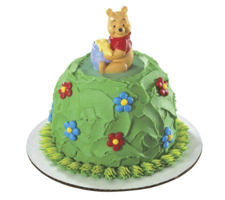 Winnie de Poeh picknick Petite taart Topper