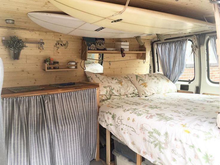 Oltre 25 Fantastiche Idee Su Interno Camper Su Pinterest