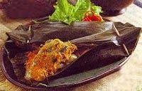Brengkes Ikan Patin Makanan khas dari Sumatera Selatan
