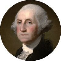 George Washington - Visit FamousKin.com to view his family tree and famous kin charts.