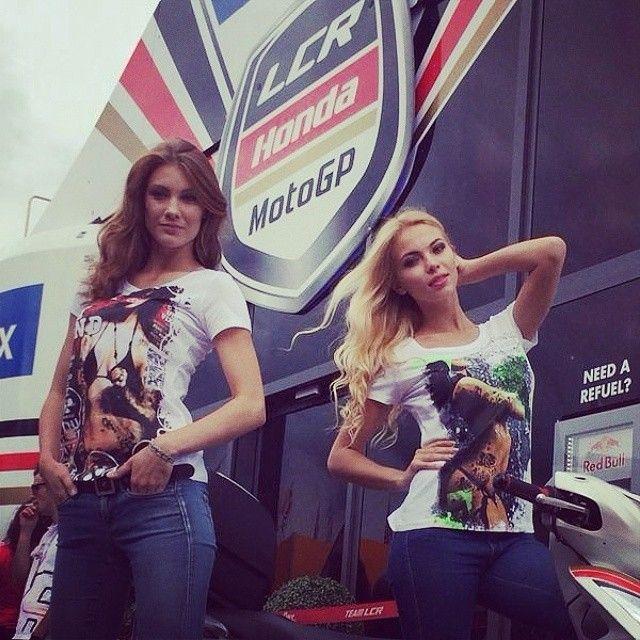 """""""Ombrelline"""" - Moto GP 2014 circuito di Brno"""
