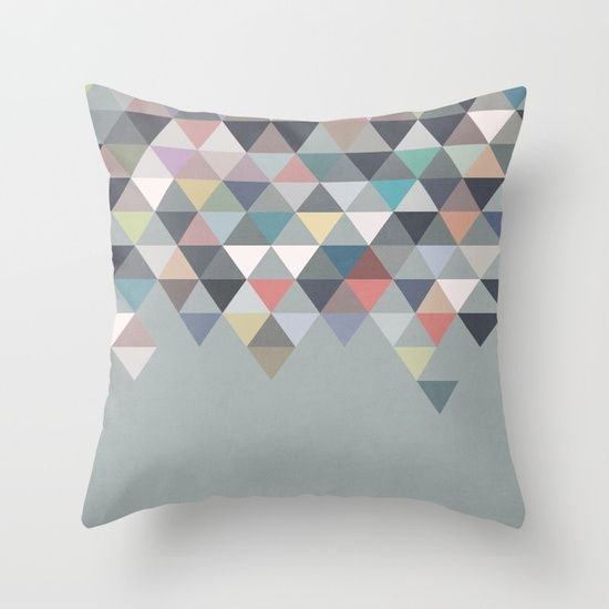Nordic Combination 20 Throw Pillow by Mareike Böhmer. Worldwide shipping available at Society6.com. Just one of millions of high quality products available.