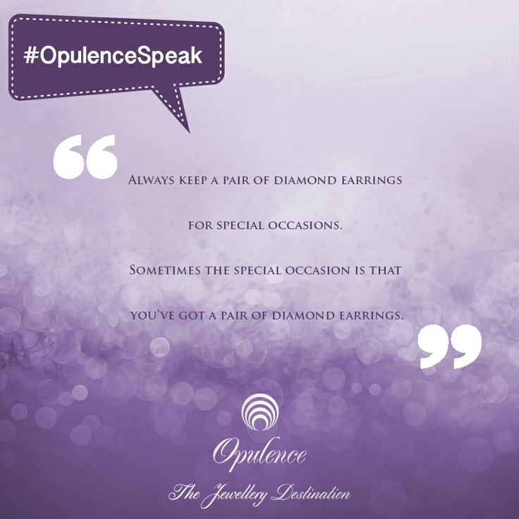 """#OpulenceSpeak: """"Pin it"""" if you think you should always be on your toes for that special moment."""