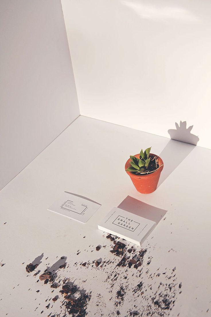 Garden Design Business Cards 221 best business cards images on pinterest | business cards