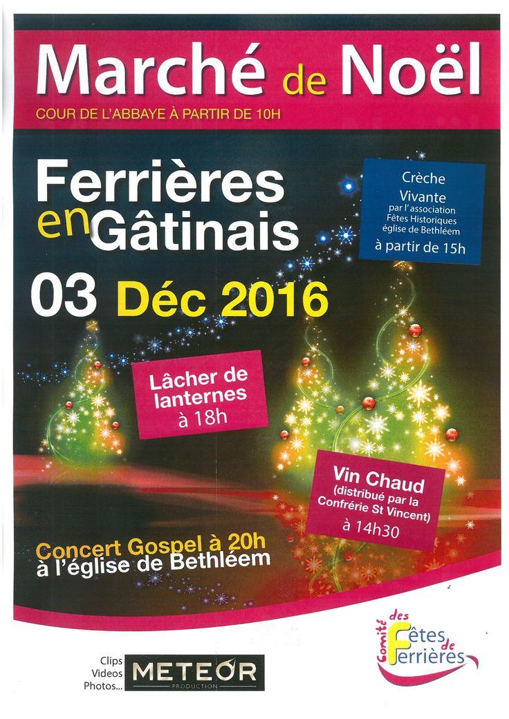 Aux Portes de l'Universel boutique ésotérique en ligne et à Gien sera au marché de Noël de Ferrières en gâtinais  http://www.auxportesdeluniversel.fr/