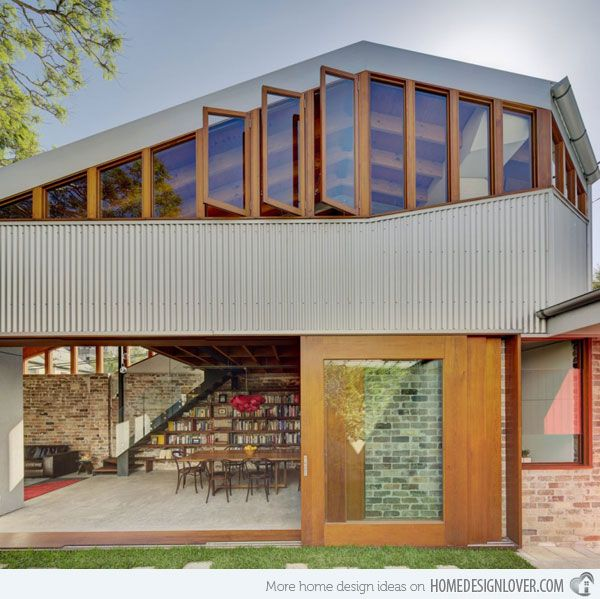 Cowshed House- A Sustainable Home in Sydney, Australia