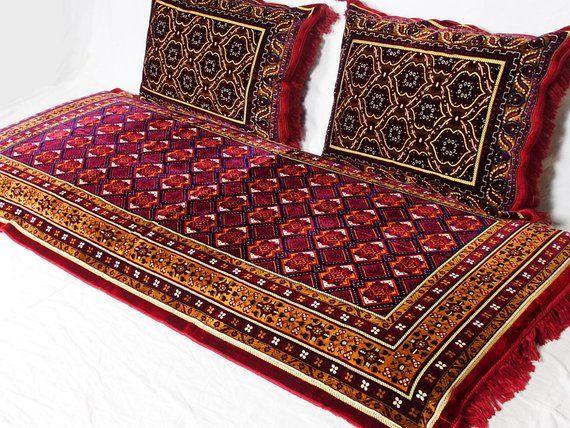 190x75 Cm Orient Afghan Teppich Nomaden Sitzkissen Bodenkissen Orientalische Sitzecke Sofa Bodenkissen Sitzgruppe توشک Khal Mohama In 2020 Carpet Size Seating Design