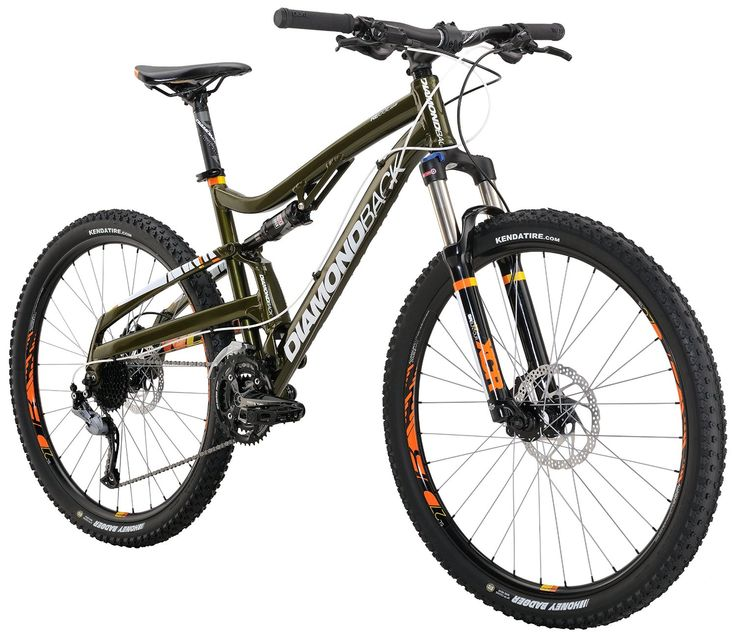 Diamondback #bicycles 2016 Recoil Comp Complete Full Suspension #Mountain #Bike.