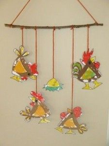 hen mobile craft