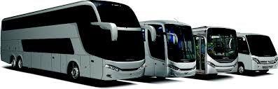 Linhas de ônibus que partem do aeroporto em Liubliana.