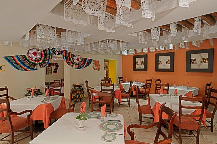 Occidental Grand Aruba El Olvido Mexican Restaurant #aioutlet