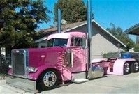 pink peterbilt - Bing Images