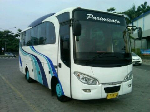 Sewa Bus Pariwisata Seat 25 di Jogja   Sewa Bus Jogja