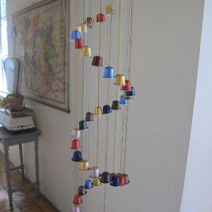 Un carillon avec des capsules de café - Meubles et objets - Pure Sweet Home …