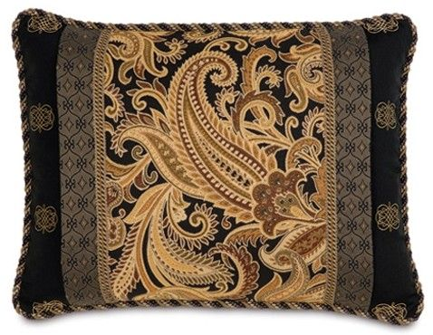 Langdon Standard Sham Bed Throw Pillow