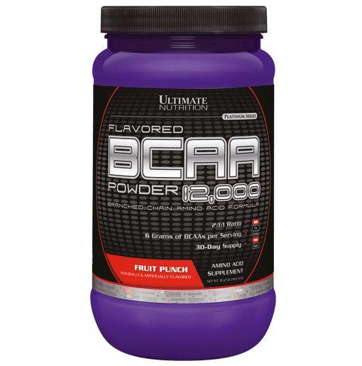 Flavored BCAA Powder 12000. Спортивное питание купить.