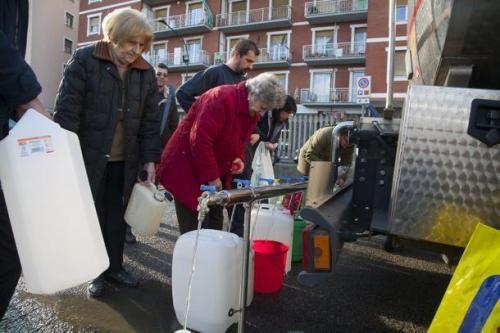 Liguria: #Valbormida ancora nel #caos per viabilità e acqua potabile (link: http://ift.tt/2gXAdJt )