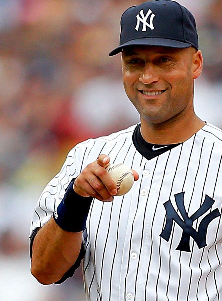Best 25+ Derek jeter quotes ideas on Pinterest   Yankees fan ...