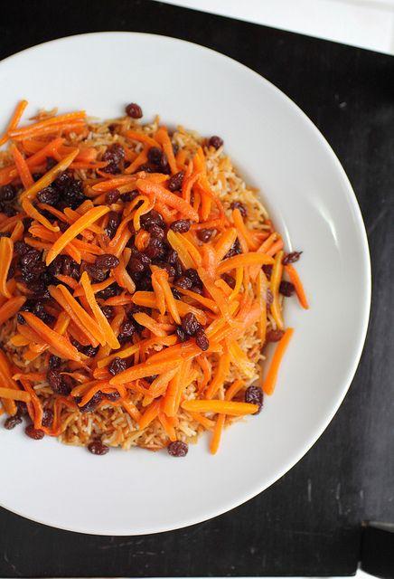 Kabuli Pilau (Afghan Rice dish) by Adventuress Heart, via Flickr