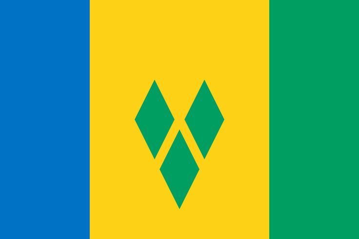 Saint Vincent and the Grenadines (Listeni/seɪnt ˈvɪnsənt ænd ðə ɡrɛnəˈdiːnz/) is an island country in the Lesser Antilles island arc, in the southern portion of the Windward Islands, which lie at the southern end of the eastern border of the Caribbean Sea where the latter meets the Atlantic Ocean. The country is also known simply as Saint Vincent.