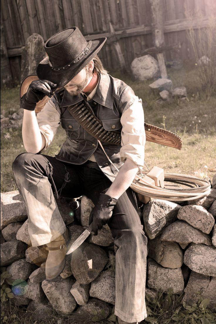 Red Dead Redemption :: John Marston by Pumkin-Portfolio.deviantart.com on @DeviantArt