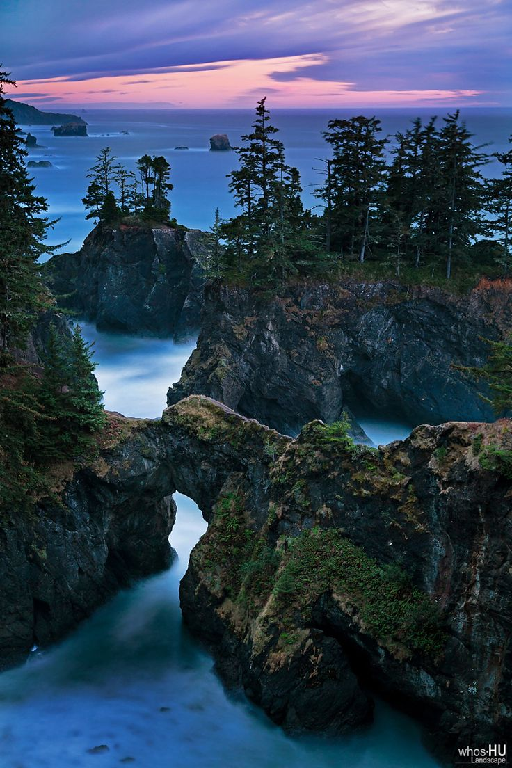 ~~Sound of Thunder on the Oregon Coast | sunset at Coos Bay by Chung Hu~~