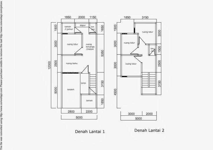 Desain Rumah Sederhana 5 12 2 Lantai Di 2021 Desain Rumah Desain Rumah Kecil Desain Rumah Minimalis