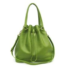 Prada Bucket Bag - LOVE the color and style but could care