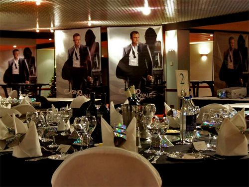 Oo7 party party500 x 375 169 kb jpeg x james bond for 007 table decorations