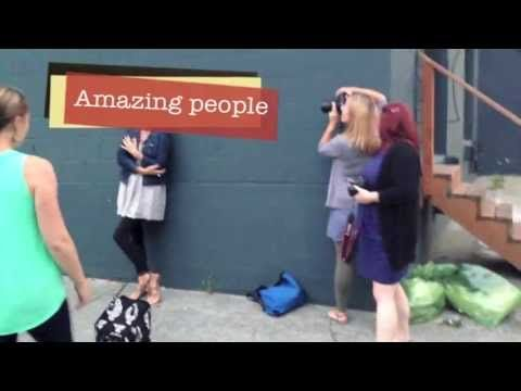 Trip to Seattle to #CreativeLive Bumps to babies. Daniela Pacheco Fotografia