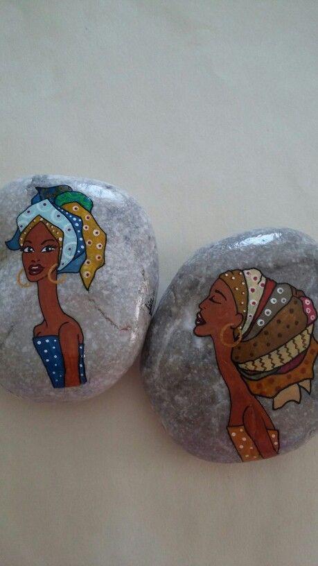 Afrikalı kadınlar...