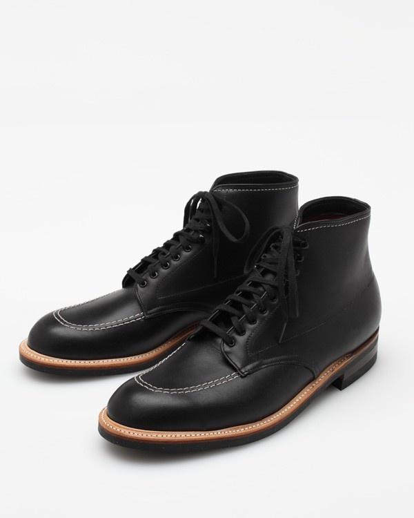 Black Indy Boot - Alden