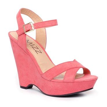 Kelly Wedge Sandals