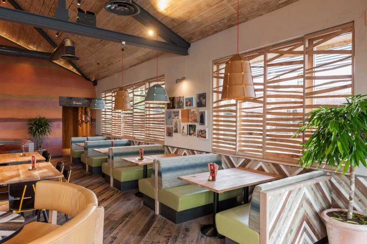 Best images about restaurant wall finishes with