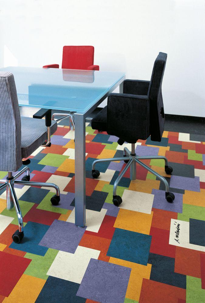 137 best marmoleum tile patterns images on pinterest for Cool linoleum flooring
