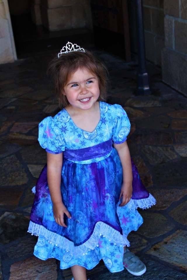 Candy Castle Patterns - the Candy Castle Princess Dress