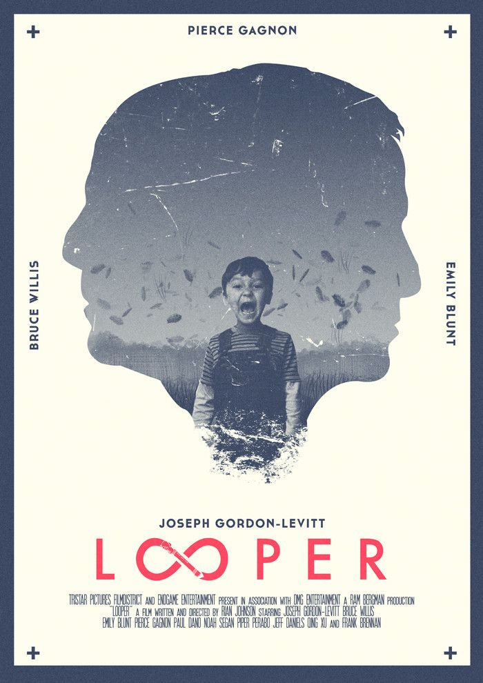 Looper | Movie poster