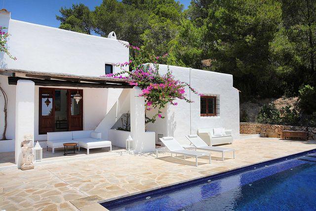 Clare Bloomer, Ibiza interior designer