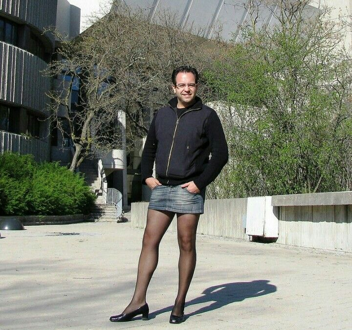 Hilton hot women attracted to men wearing pantyhose