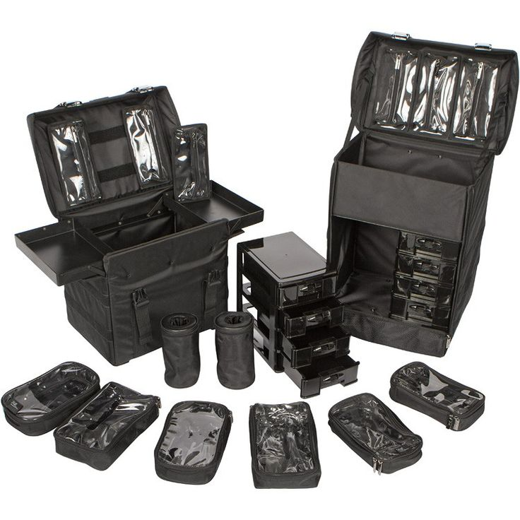 Stilazzi The Godfather Professional Makeup Case